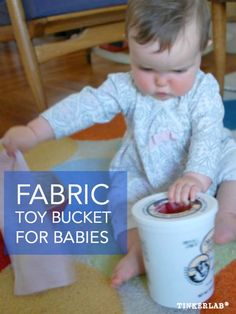 If you're looking for ways to mix up yourbaby play time routine,you might enjoy trying this simple activity with materials you may already have in the closet and recycling can. I often wax poetic about my preschooler's creative pursuits while my little one makes the occasional appearance in the background of photos. So I thought …