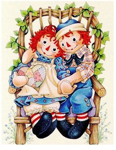 Raggedy Ann And Andy of Raggedy Ann and Andy. Raggedy Ann and Andy. raggedy ann halloween costumes Raggedy Ann And Andy Costumes. Raggedy A. Vintage Cards, Vintage Images, Ann Doll, Pintura Country, Raggedy Ann And Andy, Holly Hobbie, Partys, Art Pictures, Paper Dolls