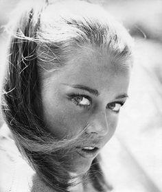 Jane Fonda by Willy Rizzo