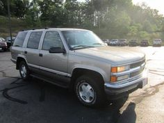 1995 Chevrolet Tahoe SLT