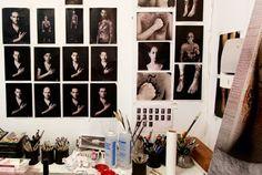 SEEN in the Studio: Shirin Neshat
