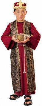 childs deluxe wiseman gaspar costume #christmas