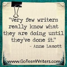 How to Show Your First Drafts Who Is Boss