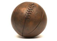 Basketball 1910's © John Woodbridge and Sons Makers