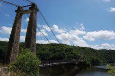 Hangbrug, pont suspendu