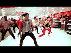Beyonce End Of Time Target Flash Mob by Todrick Hall  LOVE the many different dance styles in this choreography! VERY NICE!