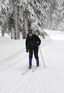 Mt. Hood National Forest - Winter Sports:XC Skiing/Snowshoeing   List of XC skiing/snowshoeing areas