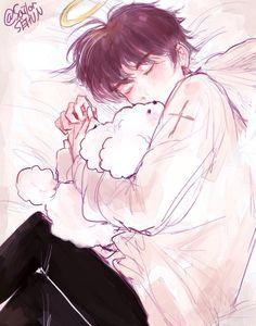 SailorSEHUN (@ChestNut3271) | Twitter Sehun Vivi, Hunhan, Kpop Exo, Chibi, Fan Art, Drawings, Anime, Idol, Paintings