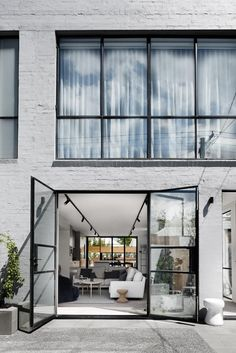 Gallery of Bell Street House / Techne Architecture + Interior Design - 1