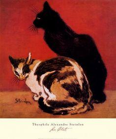 by Théophile Alexandre Steinlen