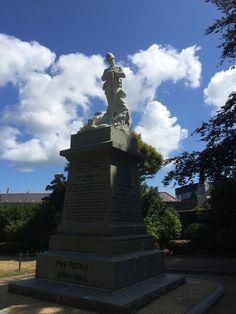 South African War Memorial - St Julian's Avenue, St Peter Port