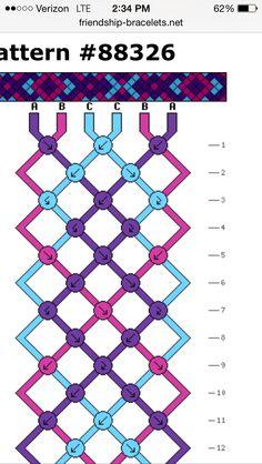 How To Make Braclets, Diy Bracelets Easy, Bracelet Crafts, Diy Friendship Bracelets Patterns, Embroidery Bracelets, Alpha Patterns, Bracelet Making, Beaded Jewelry, Creations