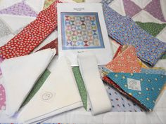 Hey, I found this really awesome Etsy listing at https://www.etsy.com/listing/170670246/quilt-kit-repro-fabrics-pre-cut