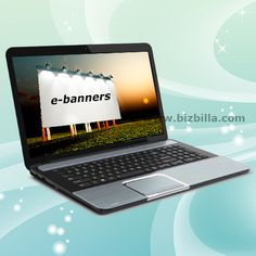 There are several types of #ebanners such as Static #web_banners, animated web banners, #Flash_banners etc of all sizes and dimensions. #online_banners