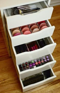 Fits IKEA ALEX drawer sets – Sonnycosmetics
