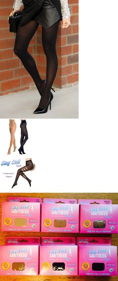 47f0bd5710f04 Pantyhose and Tights 11525: Tamara Pantyhose 70 Denier Microfiber Cooling  Tights Pick Size L Xl
