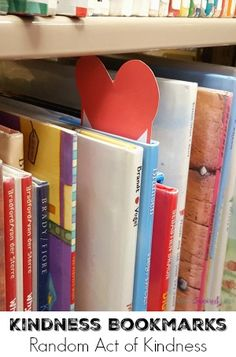 Kindness Bookmarks: A Random Act of Kindness