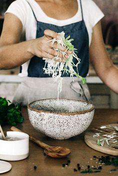 Talofa Large Wooden Spoon – kinfolkandco