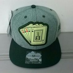 bone aba reta young money snapback ab3054 cartas poker. 32e564daa950d