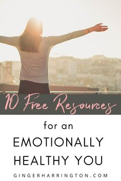 Enjoy 10 free resources for understanding and processing your emotions in this post. It's hard to grow spiritually beyond where you are emotionally. Are you ready to work on an emotionally healthy you? 10 Free Resources for an Emotionally Healthy You Christian Post, Christian Women, Mental And Emotional Health, Emotional Healing, Biblical Inspiration, Christian Inspiration, Overcoming Anxiety, Anxiety Help, Identity In Christ