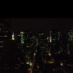 NYC, my one true love.