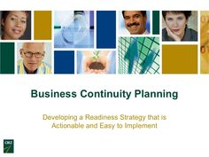 What's & Why's of Business Continuity Planning (BCP)