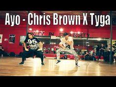 AYO - @ChrisBrown & @Tyga Dance Video   @MattSteffanina Choreography - YouTube