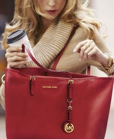 Find 80  styles of Michael Kors Handbags michael kors bag.$58 | See more about red bags, michael kors and bags.