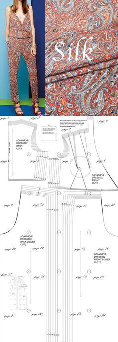 FREE les 14 meilleures idées couture pantalon femme Bettinael - faire ses plan de maison gratuit