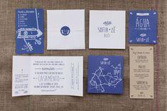 ADORO Wedding graphic design // Rustic Wedding