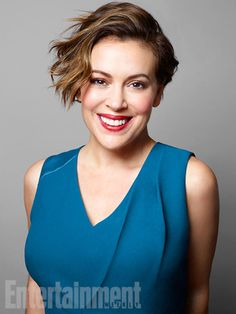 Alyssa Milano _ 'Who's the Boss' Cast Reunites for EW Alyssa Milano Hair, Alyssa Milano Charmed, Celebs, Celebrities, Famous Women, Stylish Girl, American, Hollywood Actresses, Celebrity Photos