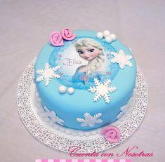 Torta Frozen Torta Elsa Frozen Cake