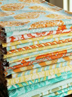 New Heirloom line of prints by one of my FAVs Joel Dewberry...can't wait till we have it in our shop www.hbfabrics.etsy.com