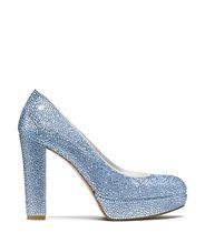 Stuart Weitzman STRONGSWOON in Pavé Crystals New Arrivals