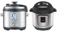 Here we provide a comprehensive review of the Sage The Fast Slow Pro Slow/Pressure Cooker versus the Instant Pot Slow/Pressure Cooker. Some things go out of fashion and some things never change. High waisted jeans were out and now they are back. Mobile phones started out massive, got smaller, now they are larger than my … Review of Sage The Fast Slow Pro vs Instant Pot Slow/Pressure Cooker Read More » The post Review of Sage The Fast Slow Pro vs Instant Pot Slow/Pressure Cooker appeared fi