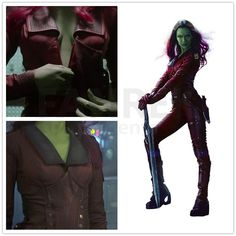 gamora costume cosplay - Google Search