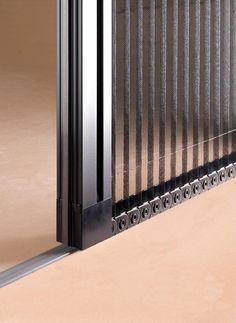 Garage Door Screens: LifestyleYIOUJHU&JC Screens® Garage Screen Door System