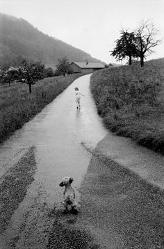 Josef Koudelka SWITZERLAND. 1985. 🌻 For more great pins go to @KaseyBelleFox