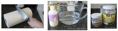 Homemade Baby / Makeup Remover / Cleaning Wipes!   One Good Thing by Jillee