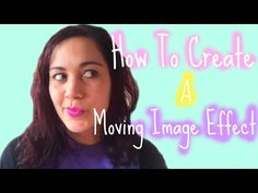 How to create a moving image on video effect using filmora wondershare