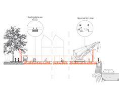 KIS Studio Architecture, Line Chart, Floor Plans, Diagram, Studio, Arquitetura, Studios, Architecture Design, Floor Plan Drawing