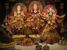 10025_10151410855208226_202396016_n.jpg (960×720) Sita Ram Laxman and Bhakt Hanuman, ISKCON Juhu