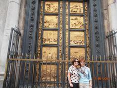 Puerta del paraiso ,Florencia