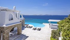 Mykonos Luxury Villas, Mykonos Villa Thelma, Cyclades, Greece