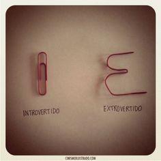 Introvert & Extrovert
