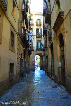 El Born in Barcelona, Spain #elborn #barcelona #spain