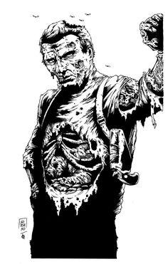 Zombie Steve McQueen...still cooler than you.