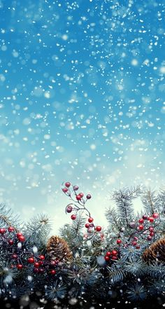 Christmas Phone Wallpaper, Christmas Aesthetic Wallpaper, Holiday Wallpaper, Winter Wallpaper, December Wallpaper Iphone, Noel Christmas, Winter Christmas, Christmas Lights, Vintage Christmas