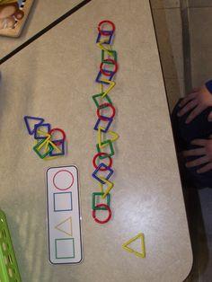 La maternelle de Francesca: Nos petits ateliers #3