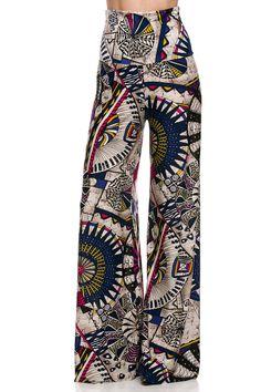 printed pallazo pants | printed high waist palazzo pants name printed high waist palazzo